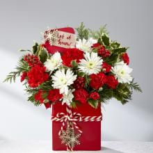 FTD 2017 Holiday Cheer Bouquet C2