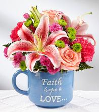 FTD Be Blessed Bouquet