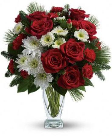 Teleflora\'s Winter Kisses Bouquet