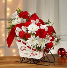 2018 HOLIDAY TRADITIONS BOUQUET