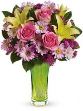 Teleflora\'s Bring On Spring Bouquet