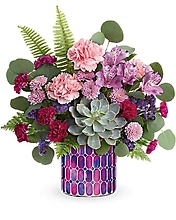 TELEFLORA\'S BEDAZZLING BEAUTY BOUQUET