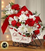 FTD Holiday Traditions Bouquet C4